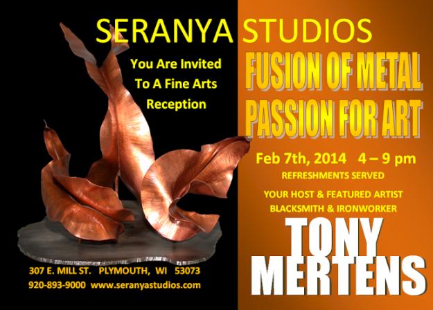 Tony final invitation Seranya