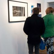 SVA's Final Friday: Art and Wine Go Together. Photo by Pat Ryan.
