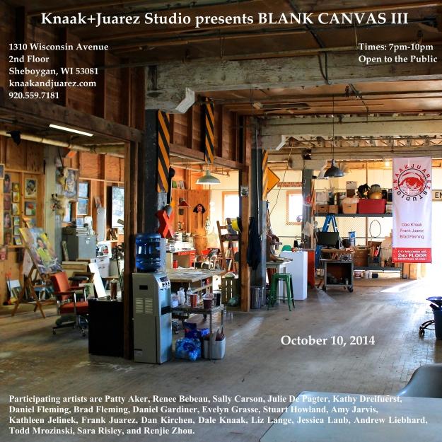 Knaak + Juarez Studio BLANK CANVAS III