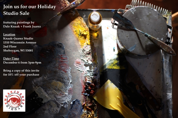 Knaak+Juarez_Holiday_Studio_Sale