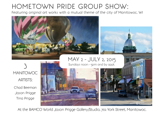 Hometown Pride 2015 Show