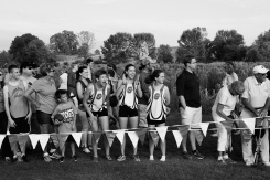 All In: Shorewood Girls Cross Country, Lydia, Isabelle and Madeline, Tendick Meet, 2015