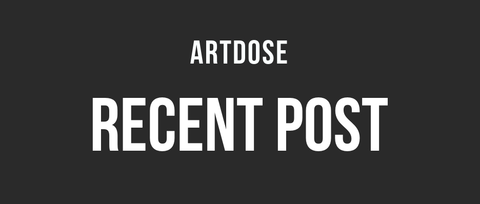 Artdose Magazine 2020 Design Competition