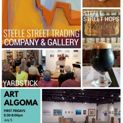 Arts Algoma July 2019