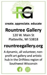 Rountree Gallery general ad vertical 2020